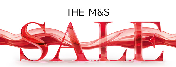 Save up to 60% off on selected lines at Marks & Spencer.